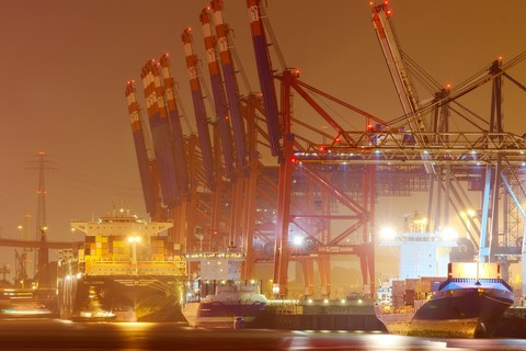 MSC Lauren am Eurogate